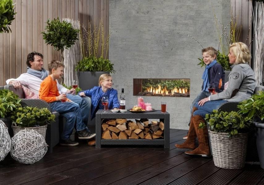 faber gaskamin themood modell au enkamin. Black Bedroom Furniture Sets. Home Design Ideas