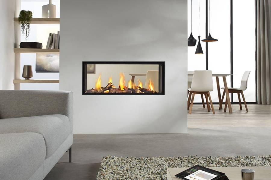 gaskamin metro 100xt tunnel eco wave modell. Black Bedroom Furniture Sets. Home Design Ideas