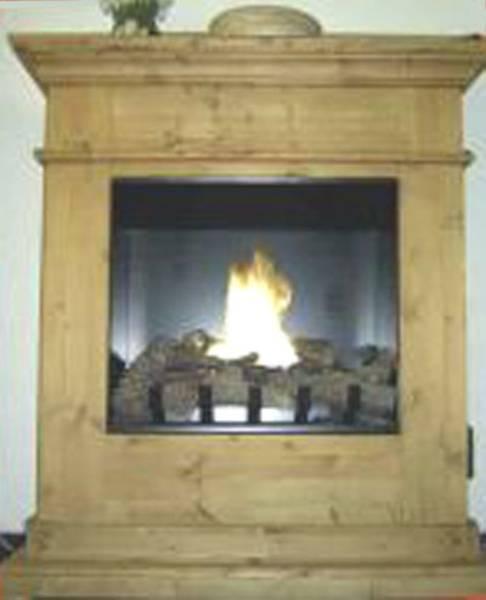 Kamine ohne Schornstein von Kaminbau Stamminger
