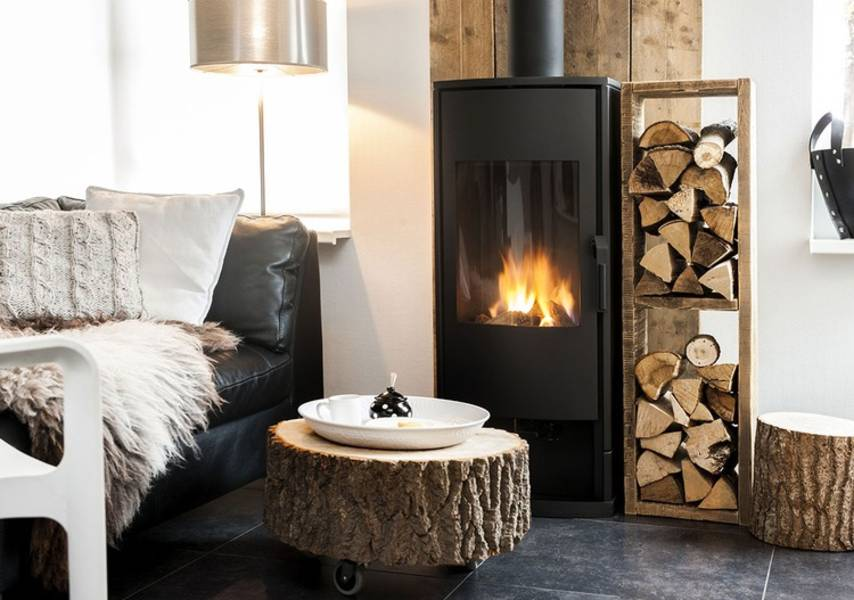 faber gaskamin vaska modell freistehend. Black Bedroom Furniture Sets. Home Design Ideas